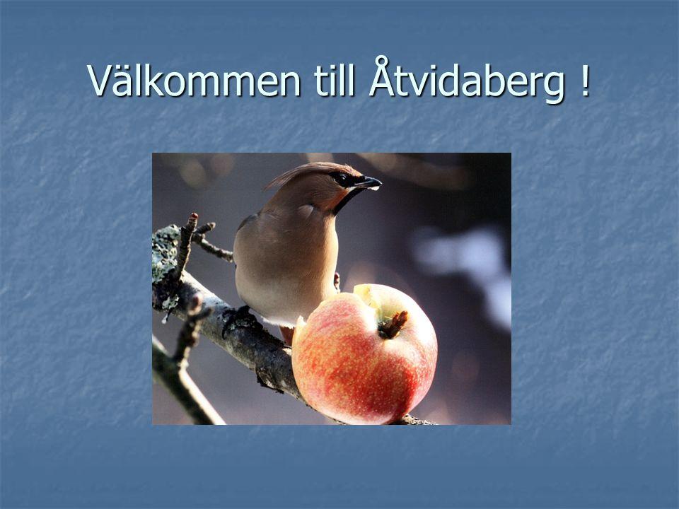 Välkommen till Åtvidaberg !