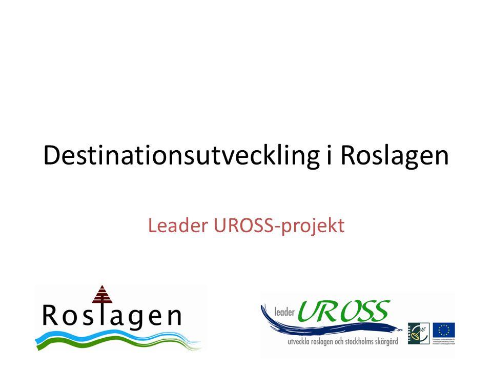 Destinationsutveckling i Roslagen