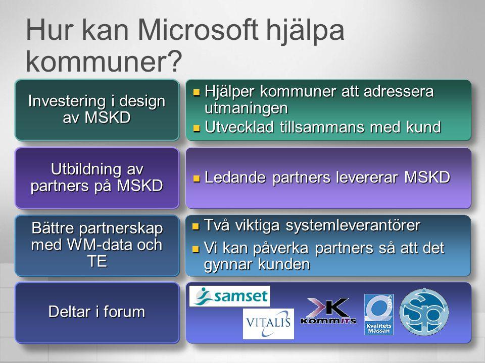 Hur kan Microsoft hjälpa kommuner