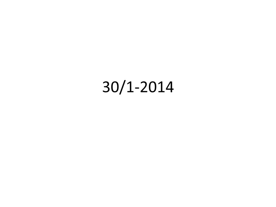 30/1-2014