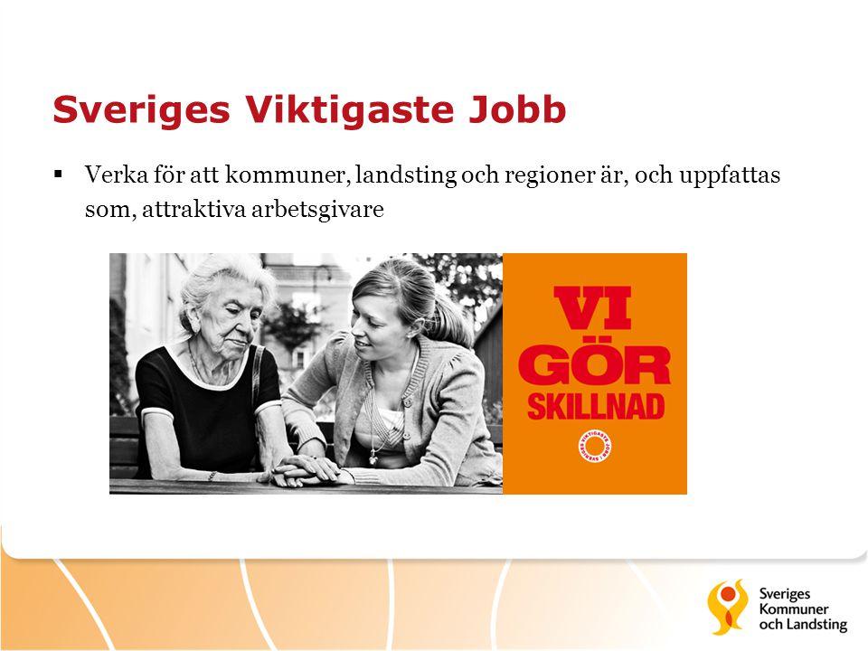 Sveriges Viktigaste Jobb