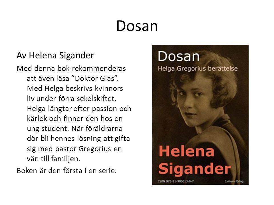 Dosan Av Helena Sigander