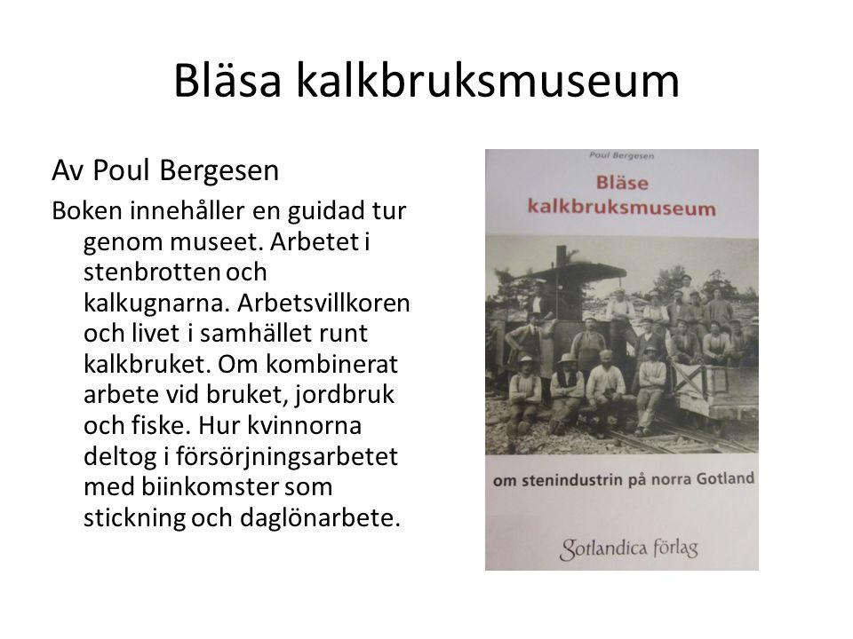 Bläsa kalkbruksmuseum