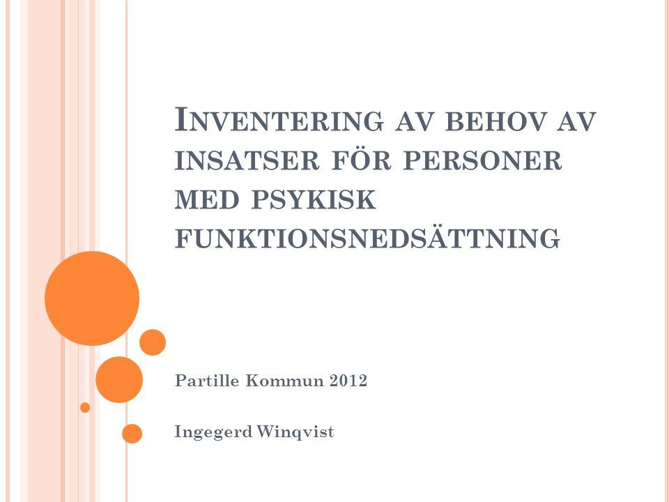 Partille Kommun 2012 Ingegerd Winqvist
