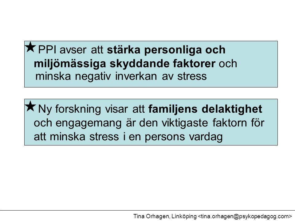 minska negativ inverkan av stress