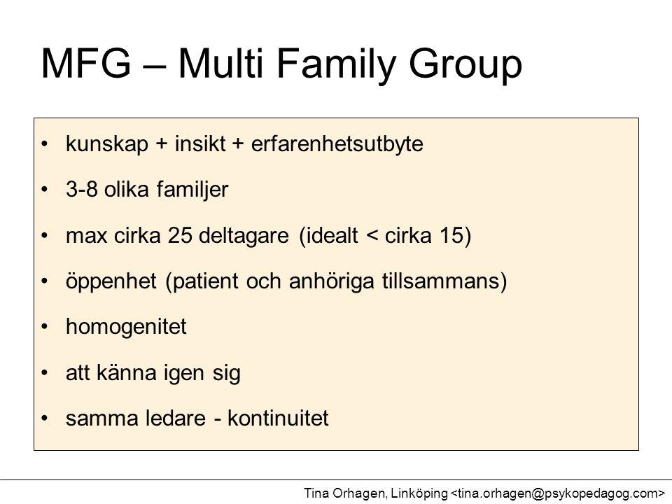 MFG – Multi Family Group