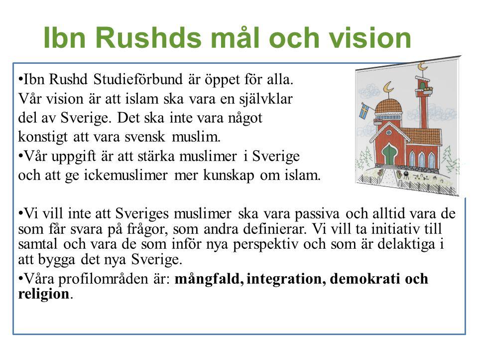 Ibn Rushds mål och vision