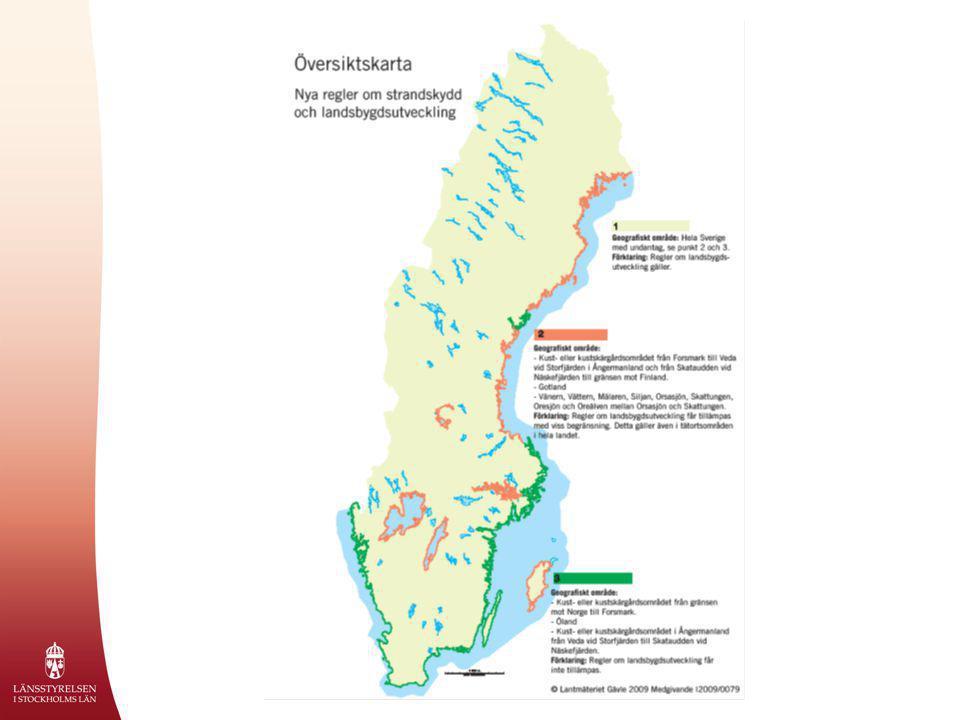 Kommunerna kan utpeka områden för landsbydsutveckling i ÖP.