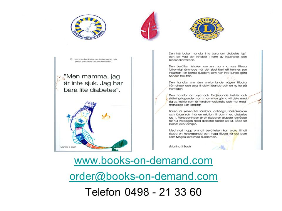 www.books-on-demand.com order@books-on-demand.com Telefon 0498 - 21 33 60