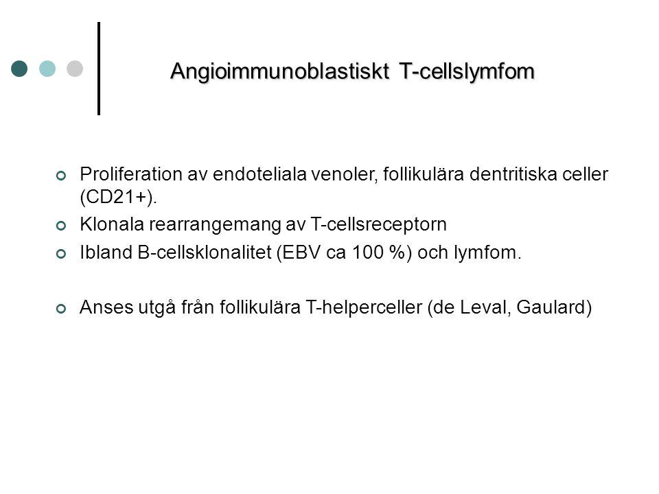 Angioimmunoblastiskt T-cellslymfom