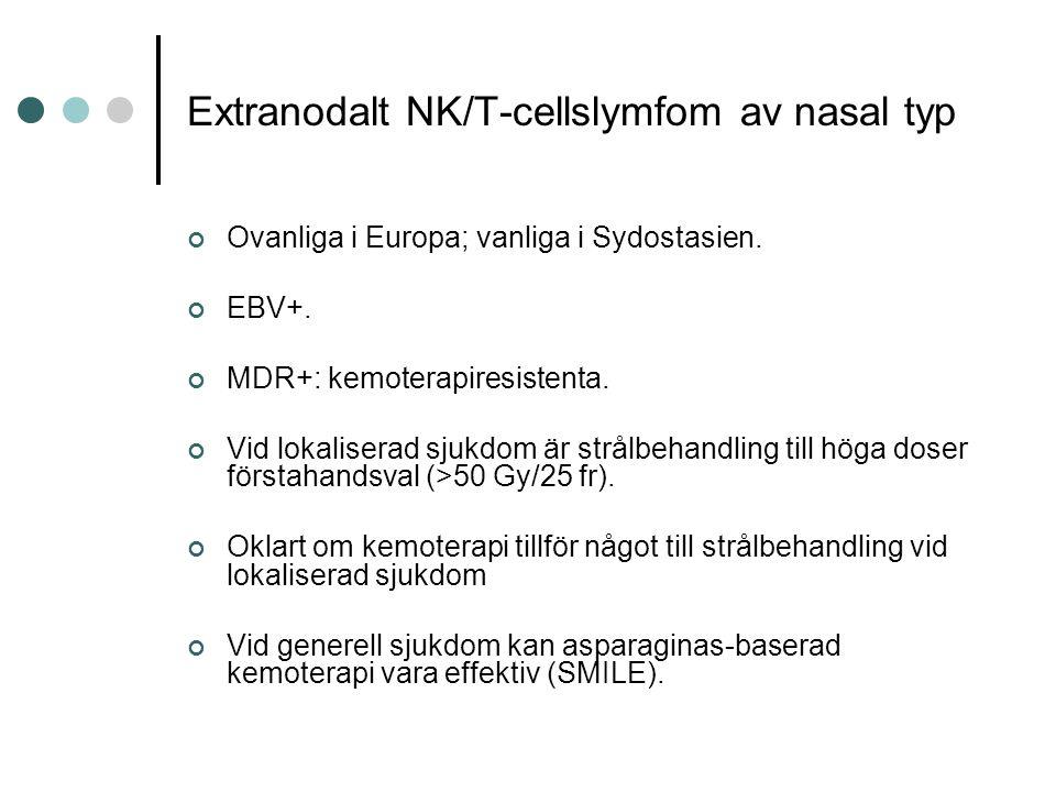 Extranodalt NK/T-cellslymfom av nasal typ