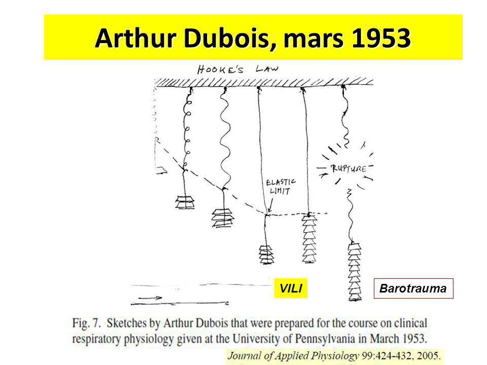 Arthur Dubois, mars 1953 VILI Barotrauma