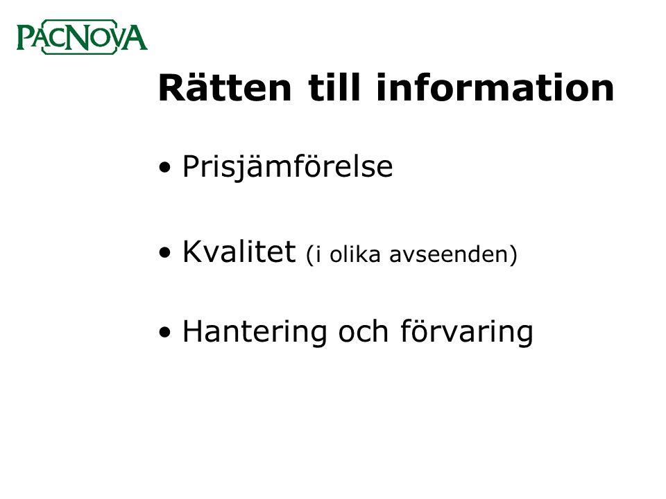 Rätten till information
