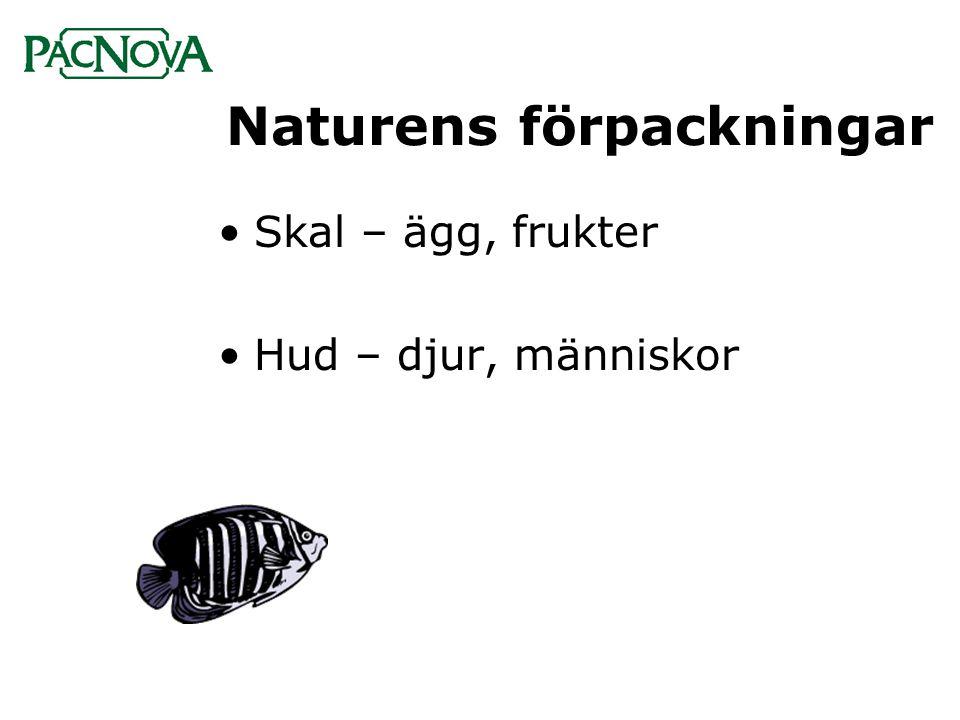 Naturens förpackningar