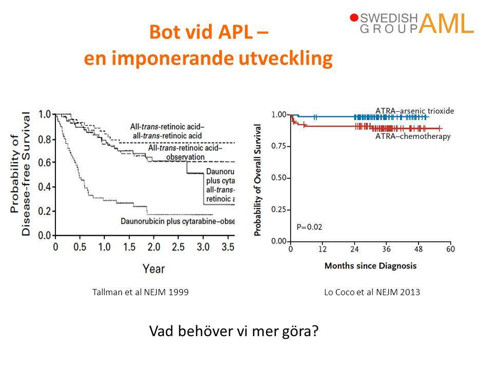 Bot vid APL – en imponerande utveckling