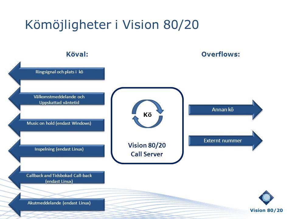 Kömöjligheter i Vision 80/20