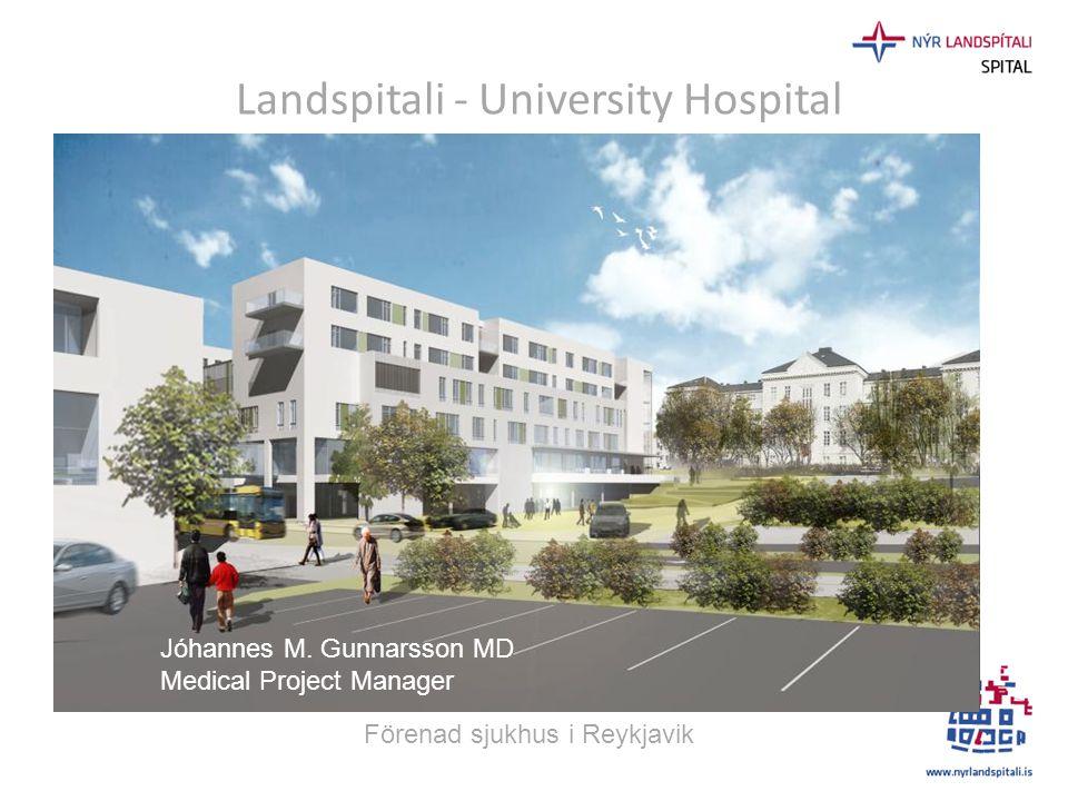 Landspitali - University Hospital