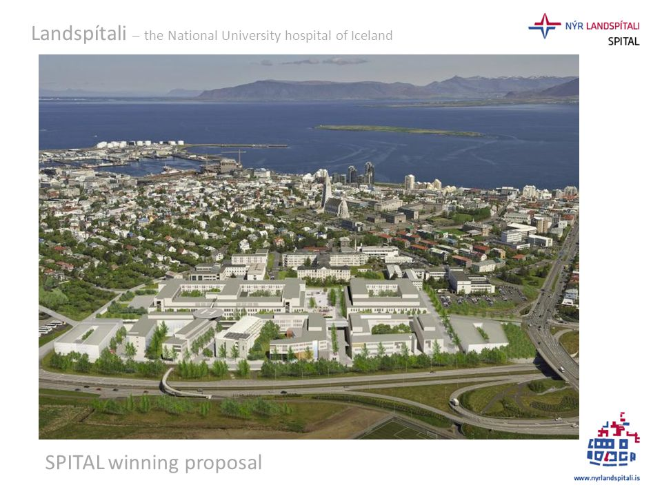 SPITAL winning proposal
