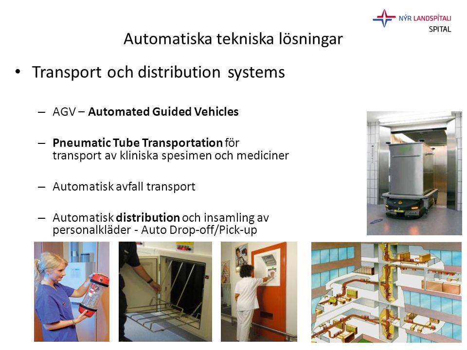Automatiska tekniska lösningar