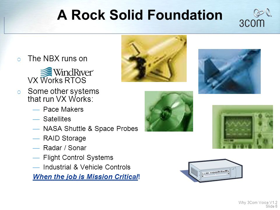 A Rock Solid Foundation