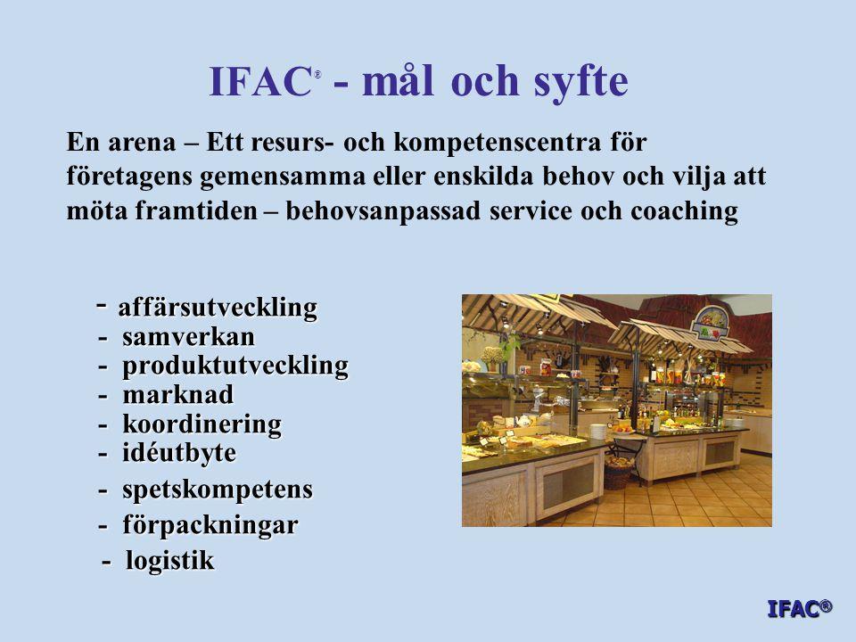 IFAC® - mål och syfte