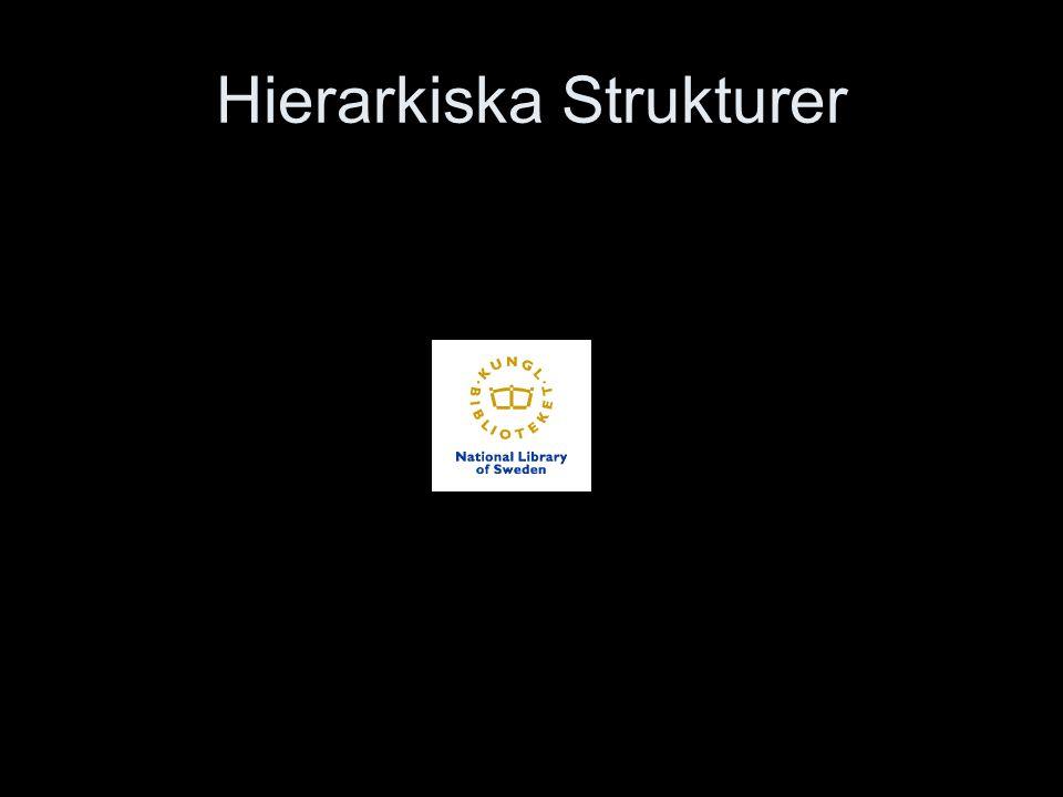 Hierarkiska Strukturer