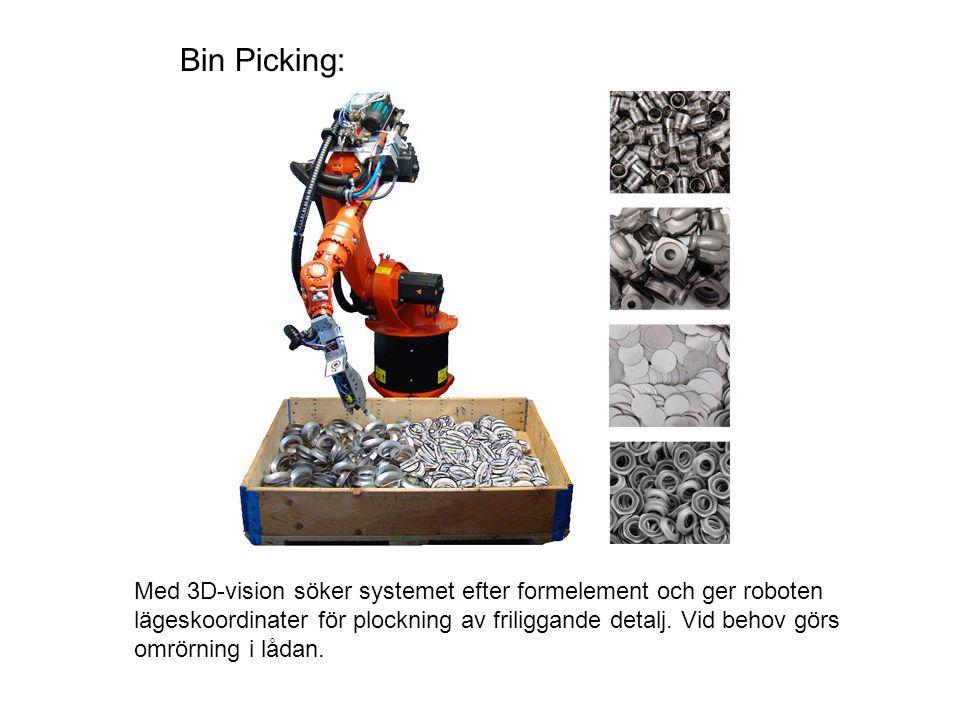 Bin Picking: