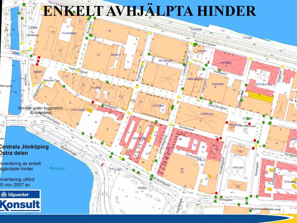 ENKELT AVHJÄLPTA HINDER