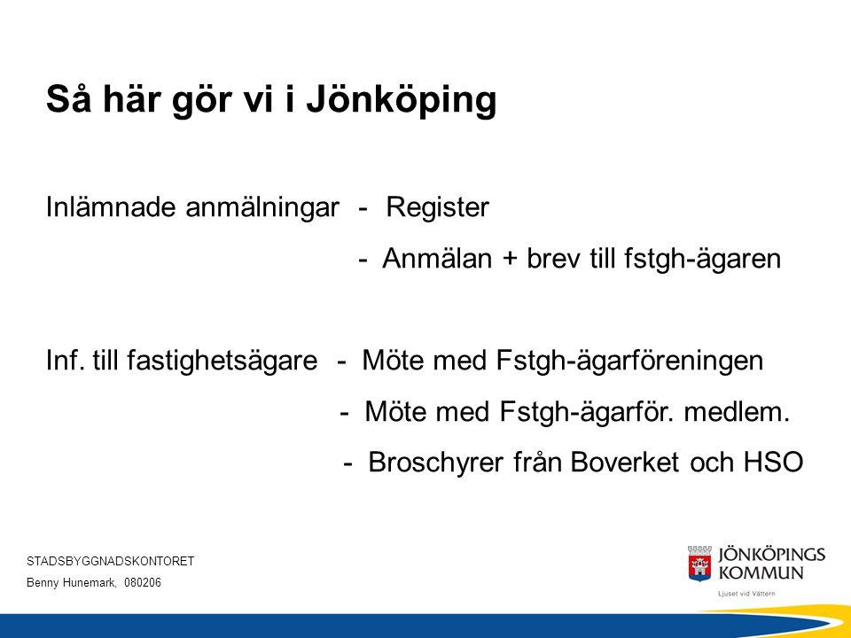 Så här gör vi i Jönköping