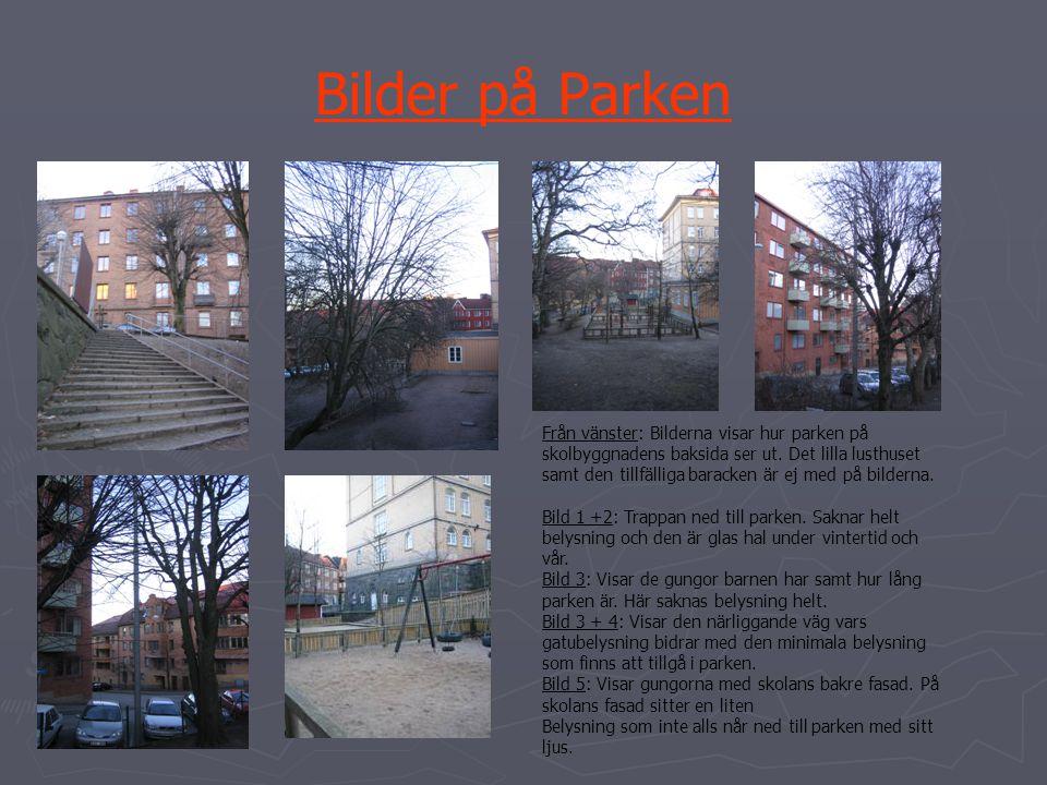 Bilder på Parken