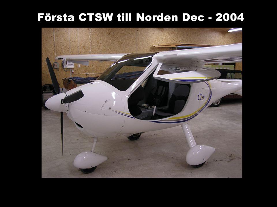 Första CTSW till Norden Dec - 2004