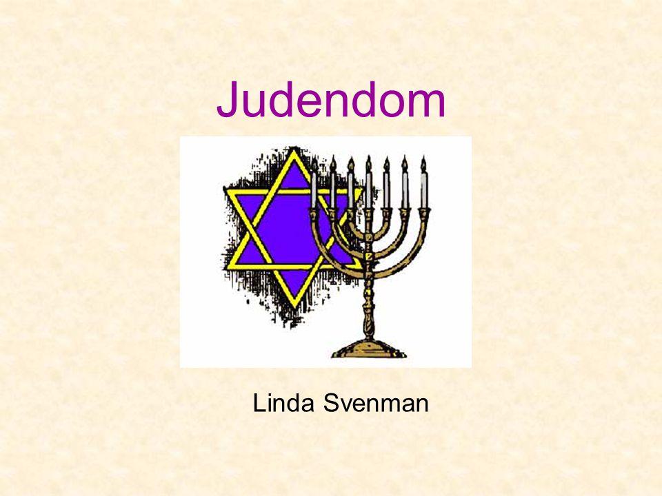 Judendom Linda Svenman