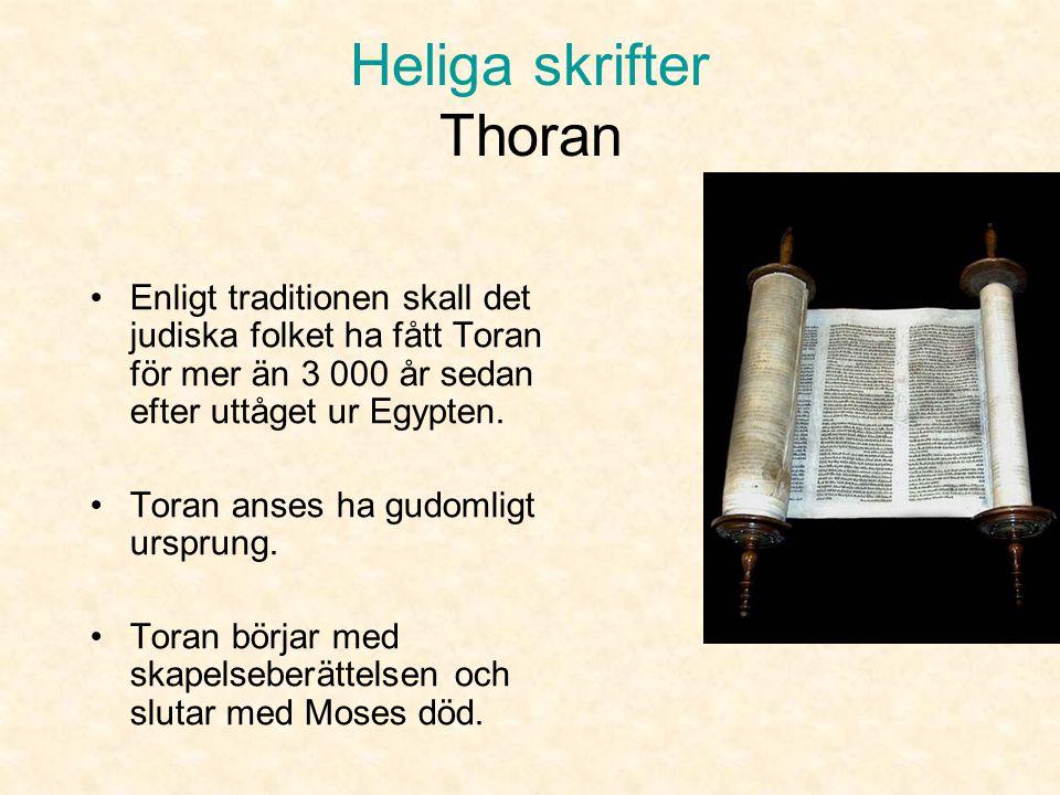 Heliga skrifter Thoran