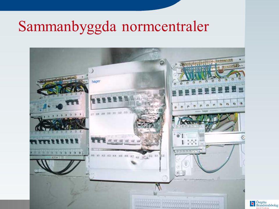Sammanbyggda normcentraler
