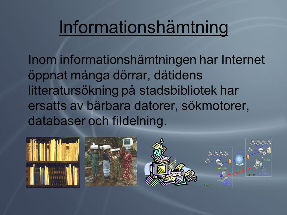 Informationshämtning
