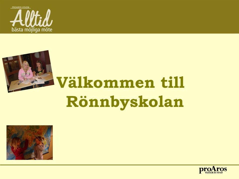 Välkommen till Rönnbyskolan