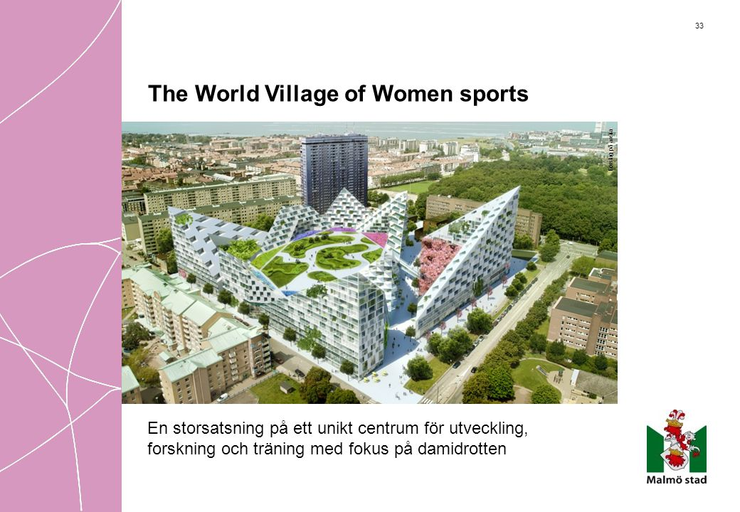 The World Village of Women sports