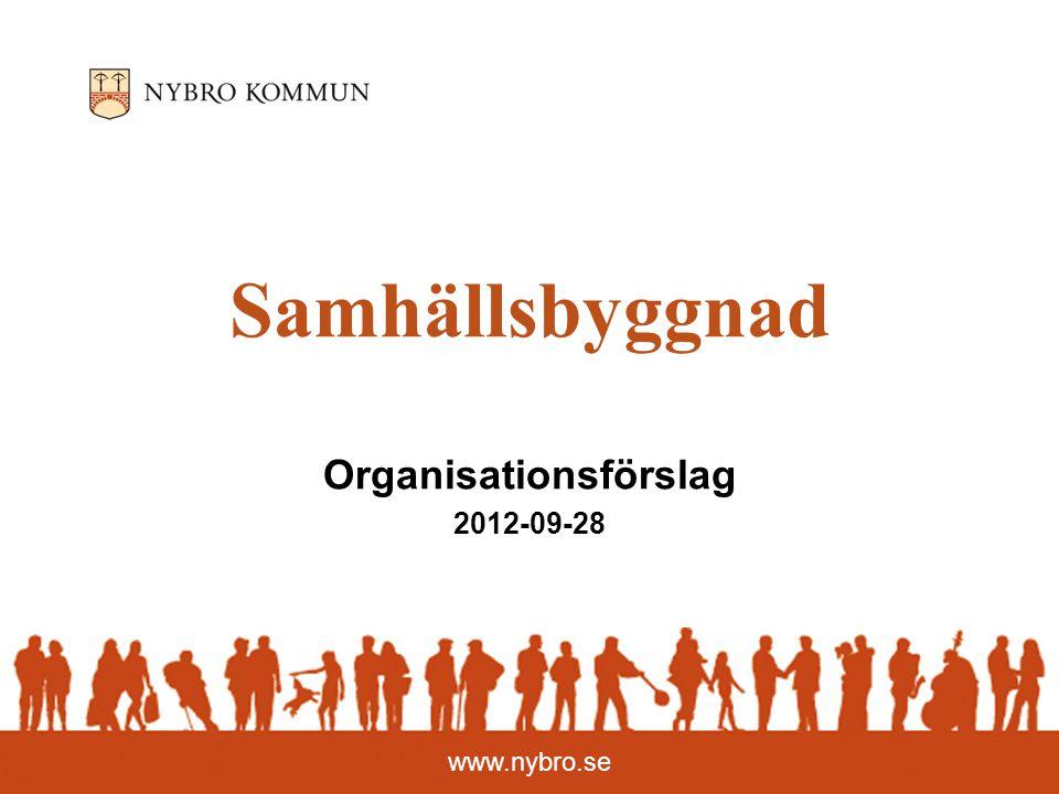 Organisationsförslag 2012-09-28