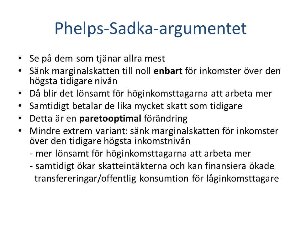 Phelps-Sadka-argumentet
