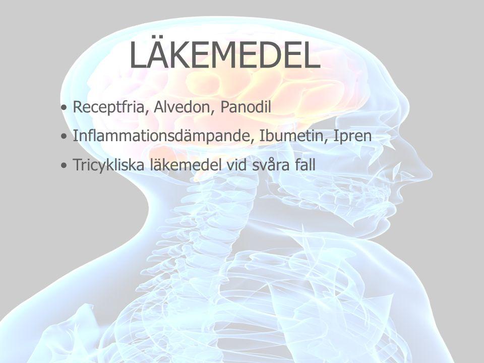 LÄKEMEDEL Receptfria, Alvedon, Panodil