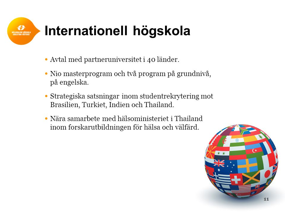 Internationell högskola