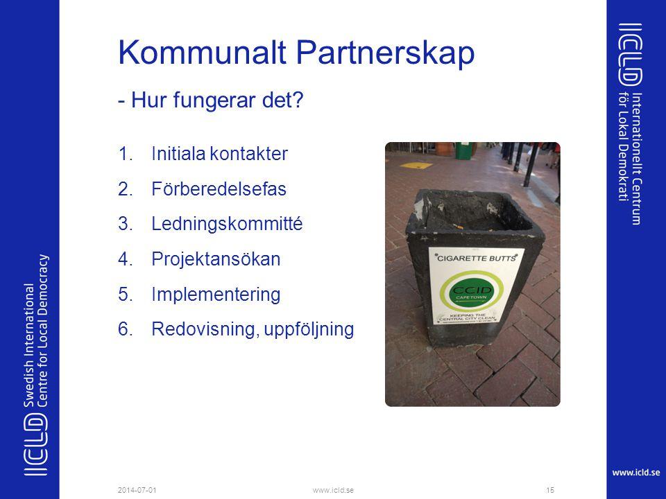 Kommunalt Partnerskap