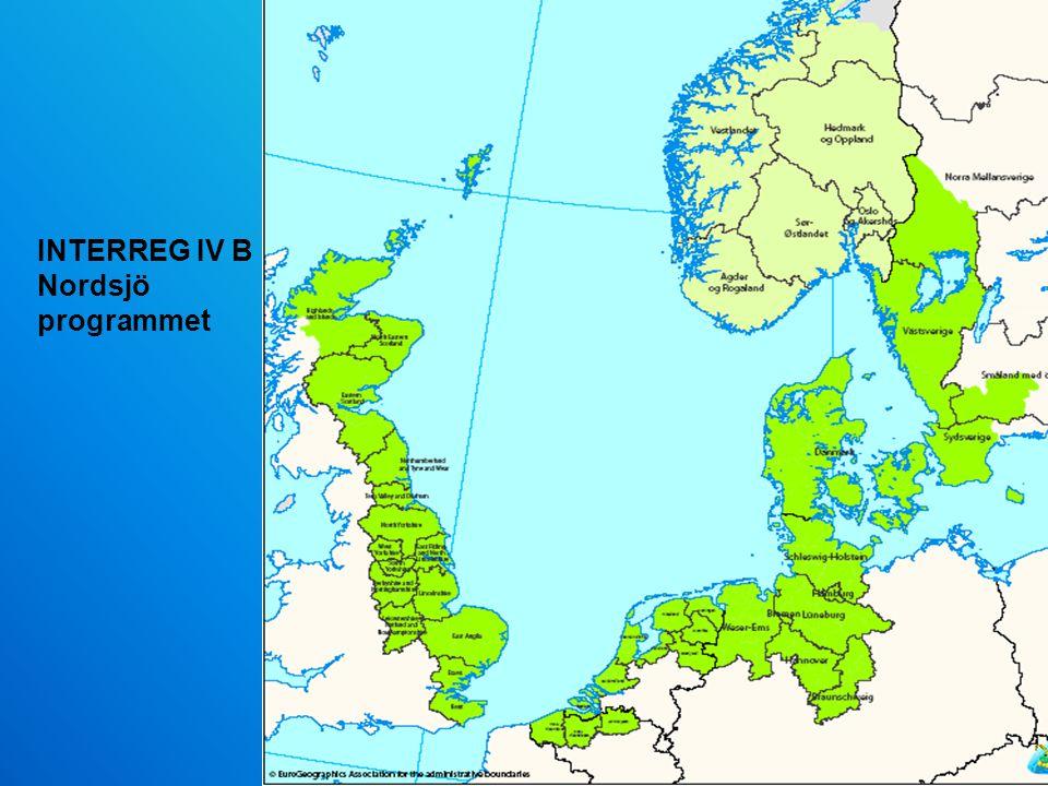 INTERREG IV B Nordsjö programmet