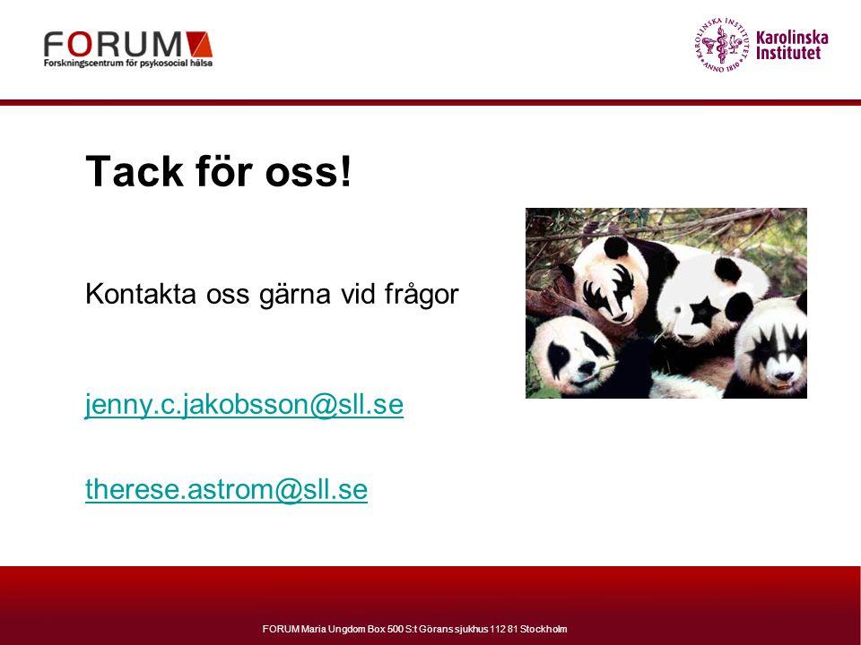 Kontakta oss gärna vid frågor jenny.c.jakobsson@sll.se