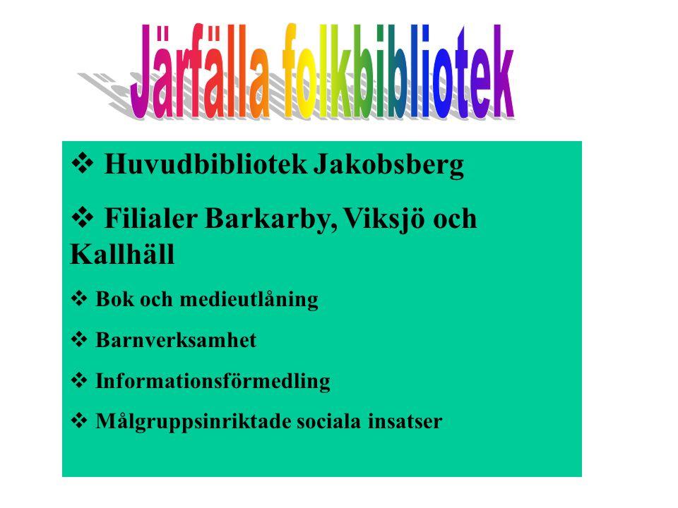 Järfälla folkbibliotek