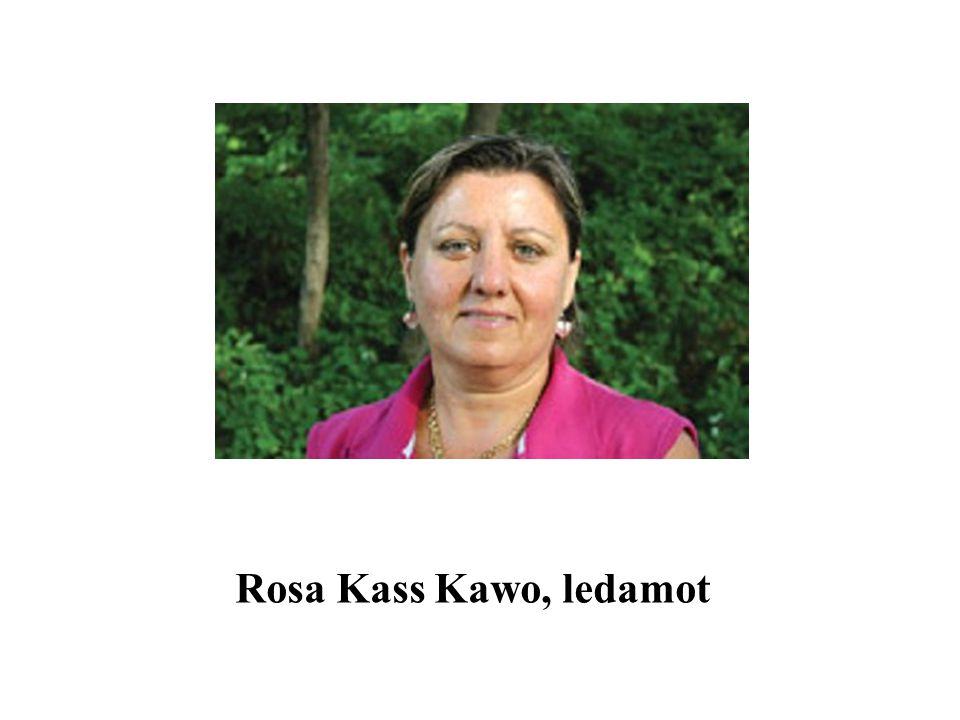 Rosa Kass Kawo, ledamot