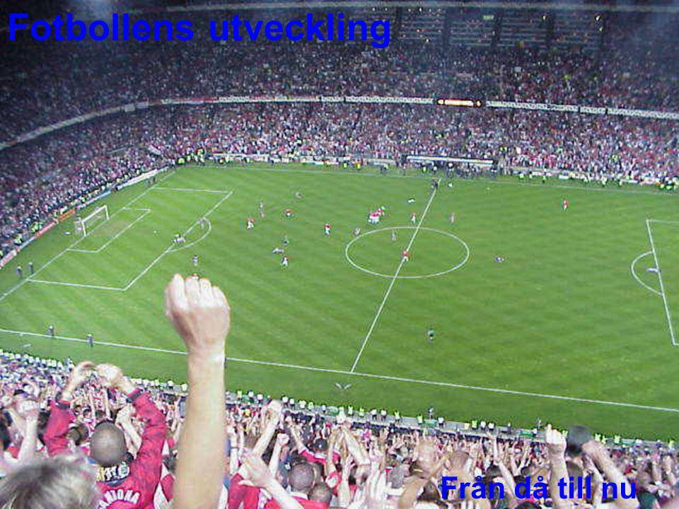 Fotbollens utveckling