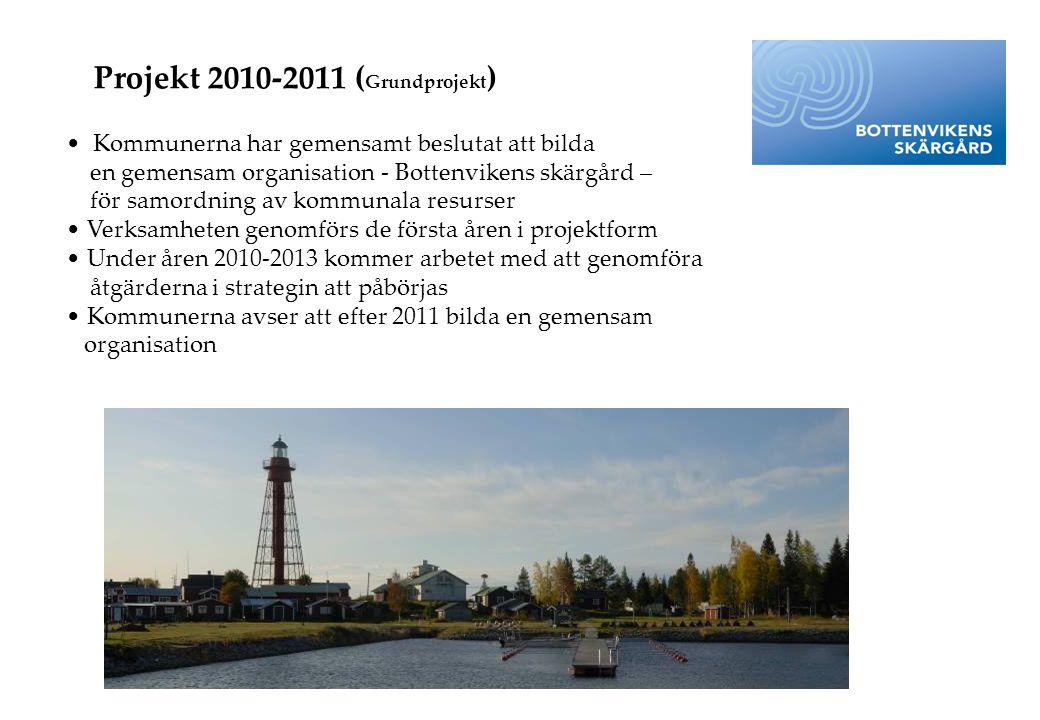 Projekt 2010-2011 (Grundprojekt)