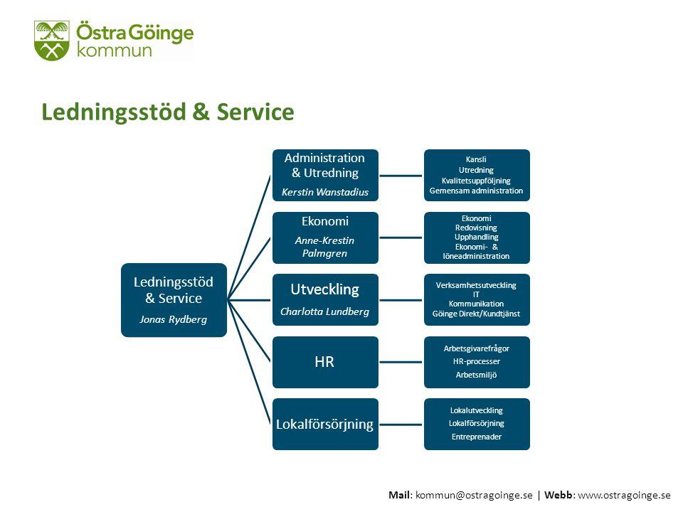Ledningsstöd & Service