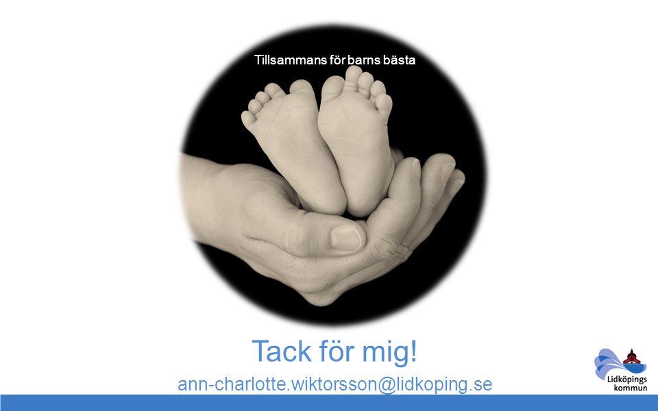 Tillsammans för barns bästa